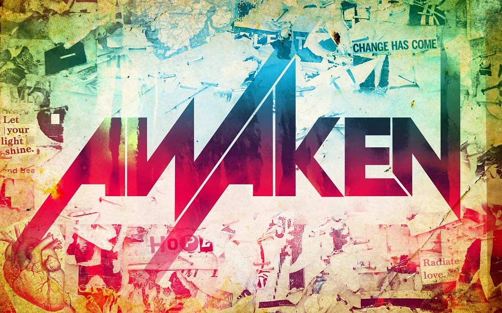 awaken-graphic-art