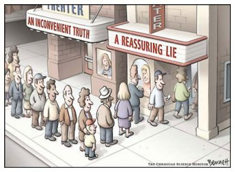 truth vs lies