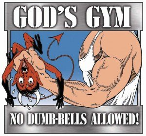 God's Gym Color Enhanced