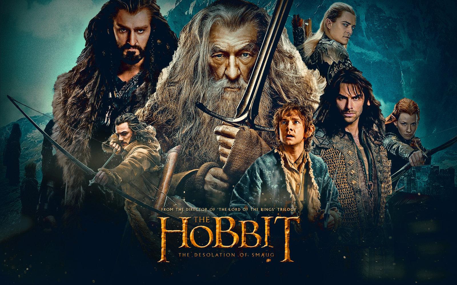 Người Hobbit 2: Đại Chiến Với Rồng Lửa - The Hobbit: The Desolation of Smaug razorphim