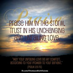 praise in storm